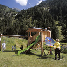Family Holidays during the summer in the Aktivhotel Bergcristall