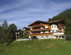 Activity holiday in Summer in the Stubai valley - Hotel Alpension