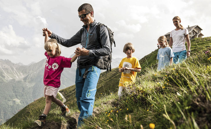 Fun for the whole family with an active holiday in Neustift