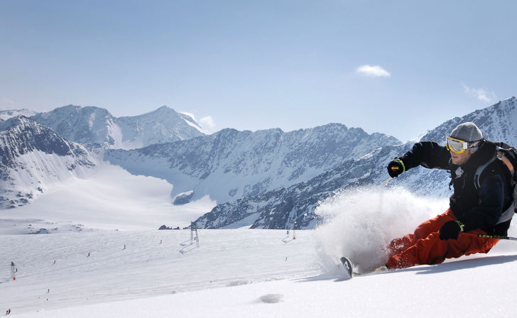Your skiing holiday in the Stubai valley: Skiing, free-riding, snowboarding - everything for your perfect winter holiday